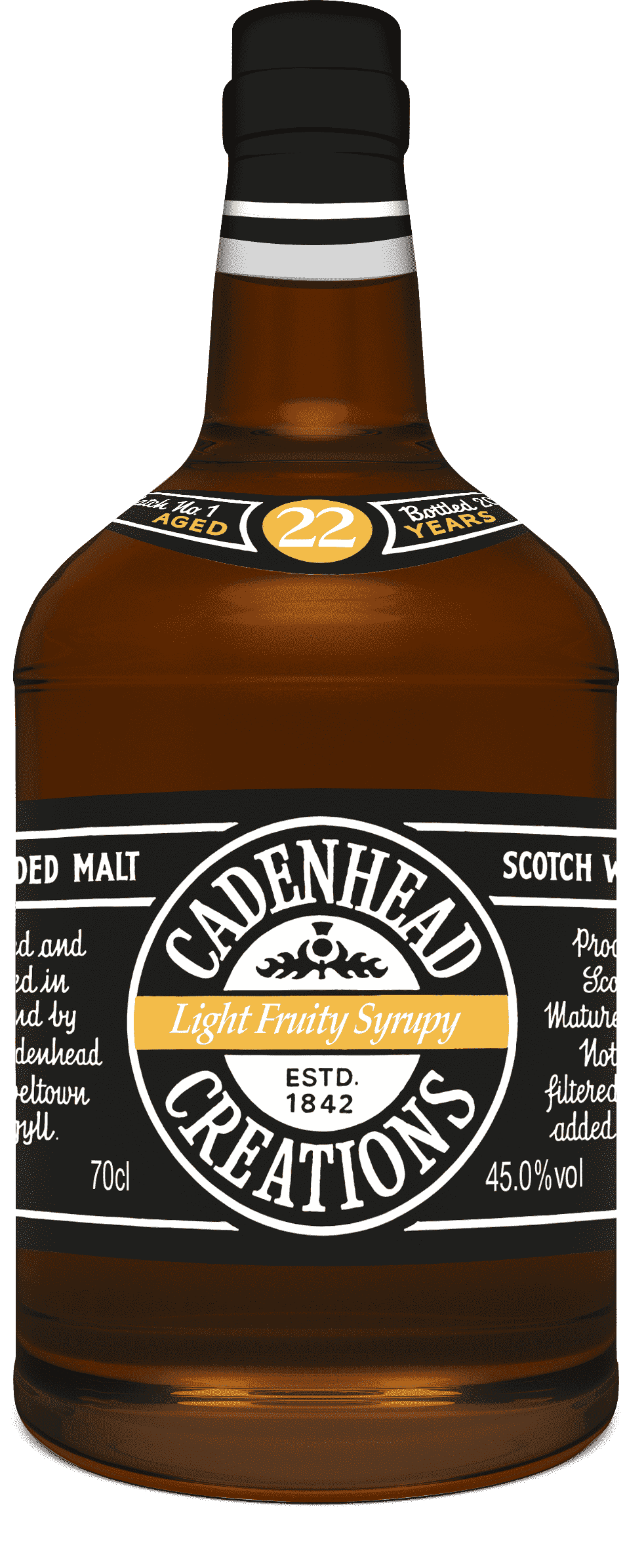 22yo Blended Malt Whisky